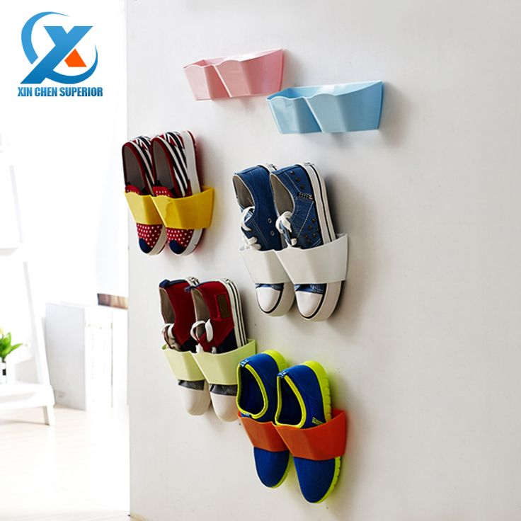 Купить товар4 шт./упак., подставка для проветривания обуви, настенный держатель для обуви, пластиковая стойка для обуви, стойка для хранения обуви, вешалка / органайзер для обуви, быстрая доставка в категории Обувные полкина AliExpress. Хит продаж! Рекомендуем! Приспособлениядляхранениявещей: