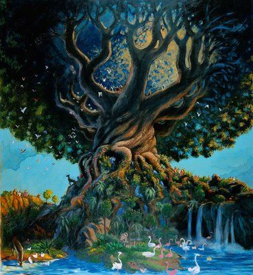 holding the tree of life | the tree of life is common to many cultures it s often regarded as all ...
