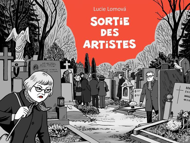 Sortie des artistes, Actes sud / L´An 2 2014
