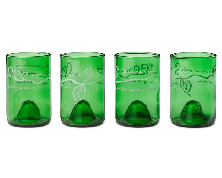 22 best what to drink out of images on pinterest for Glasses made out of bottles