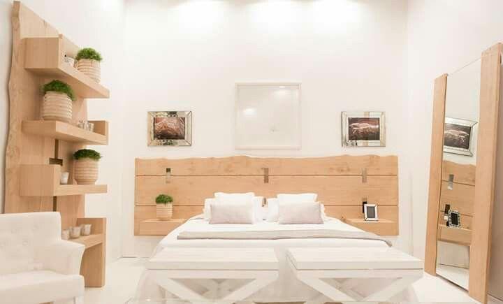 Ambiente dormitorio - colección Canada