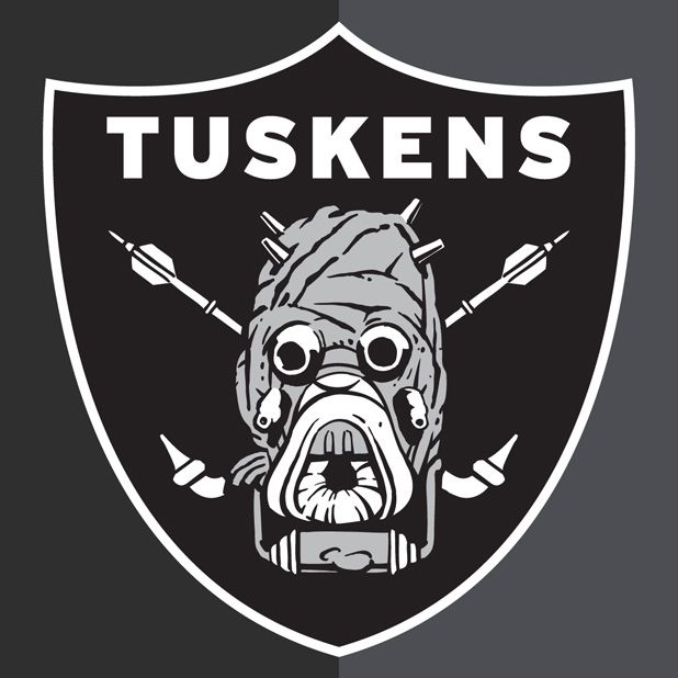 Tusken raiders aka tusken pride by captain ribman be proud you no longer need to ride single file to hide your numbers show your tusken raider nation