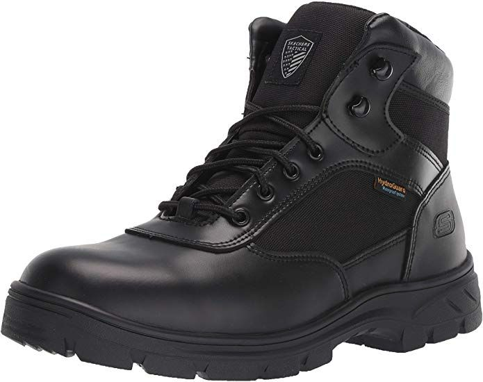Skechers Men S Wascana Benen Military And Tactical Boot Review