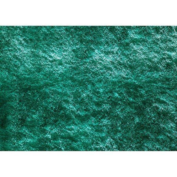 Momeni Luster Shag Rug (160 CAD) ❤ liked on Polyvore featuring home, rugs, aqua area rug, blue green rug, shag pile rug, momeni area rugs and blue green area rug