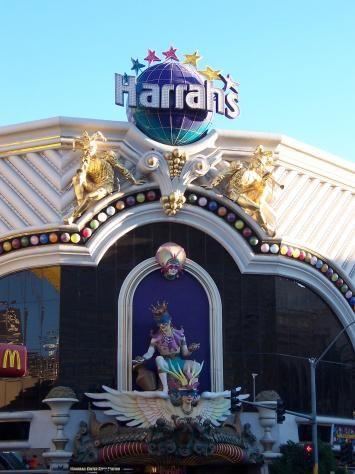 Harrah's Las Vegas.  Fell in love here. And got my heart broken . Don't fall in love with a poker dealer.