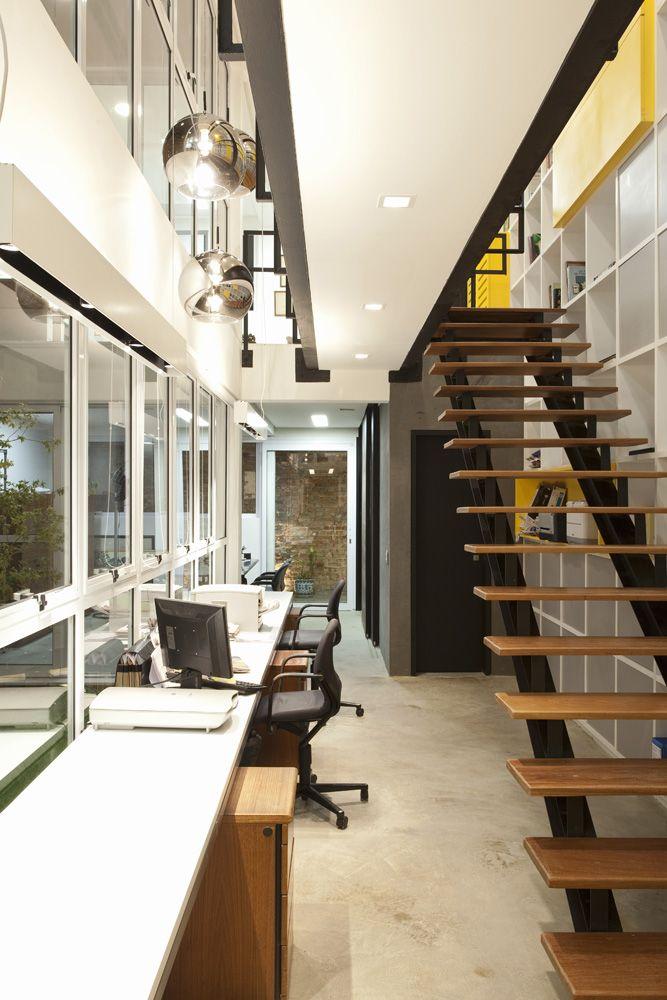Die besten 25+ Modern office building Ideen auf Pinterest - home office mit ausblick design bilder