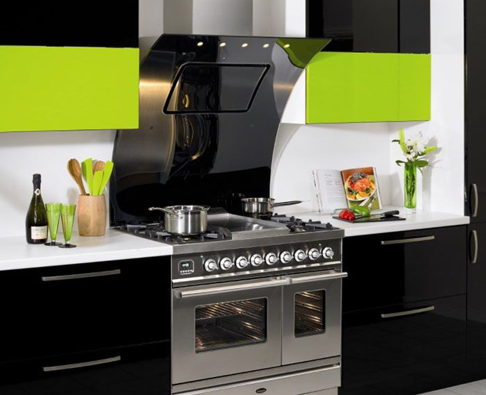 Modern Hood for Kitchen