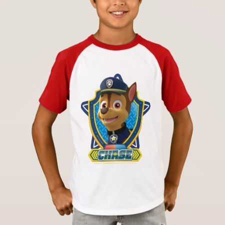 PAW Patrol   Chase - My Nose Knows! T-Shirt - click to get yours right now!