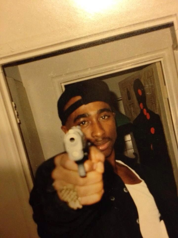 2Pac Rare Picture | Flickr - Photo Sharing! | 2pac ...