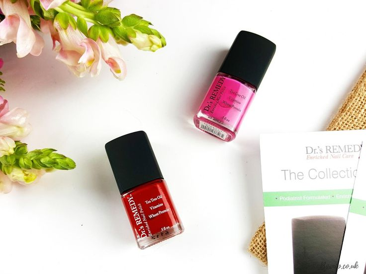 These @remedynails nail polishes that I received to review are so pretty.  Red is always my number one go to colour for nails and lips. Hot pink is a close second to wear on my nails too.  So both of these colours were a perfect choice for me.  These are podiatrist formulated advanced nail enamels. Long lasting brilliant color. Enriched with Garlic Bulb Extract Tea Tree Oil Wheat Protein and Vitamins C and E.  They do not contain Formaldehyde Formaldehyde Resin Toluene Phthalates Parabens…