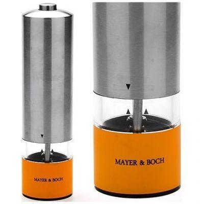 Перцемолка на батарейках mayer&boch 24163, оранжевый,~(BHCF8EF)