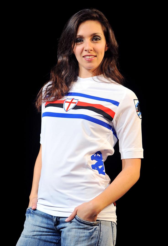New Kit Away U.C. Sampdoria