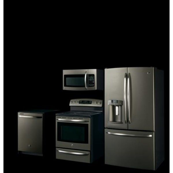 ge slate appliance package home ge slate pioneer appliance package deals