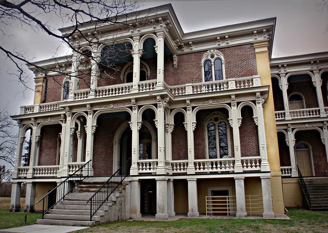 Clover Bottom Mansion, Nashville, TN Mansions, Southern