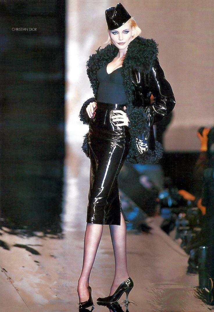 Cm black leather suit office 1 comtesse monique flickr - 1000 Images About Leather Skirt Suits On Pinterest