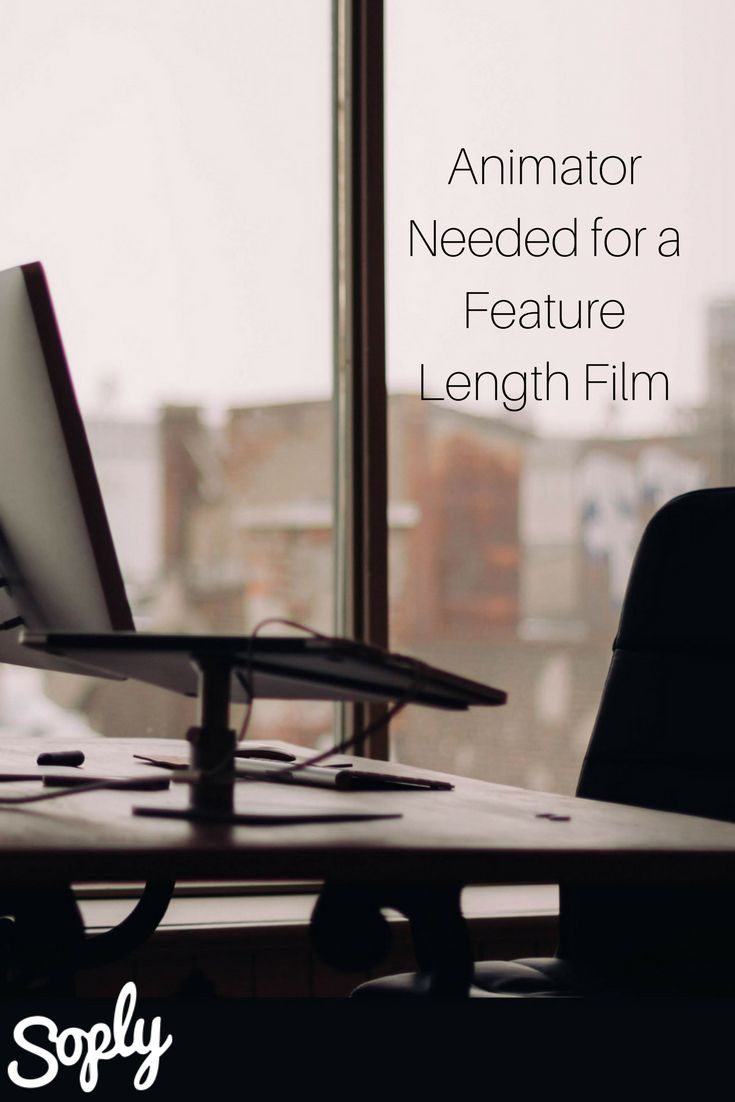 #Animator needed for a feature length #film. The #client is seeking an #animator with #good quality #work, storyboard is included. See the #animation job and speak to the client by clicking the pin!