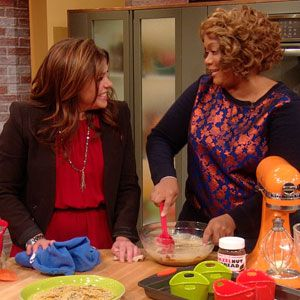 Sunny Anderson's Two-Ingredient Recipes