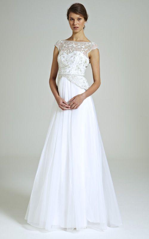 24 best Wedding Dresses images on Pinterest   Wedding dressses ...