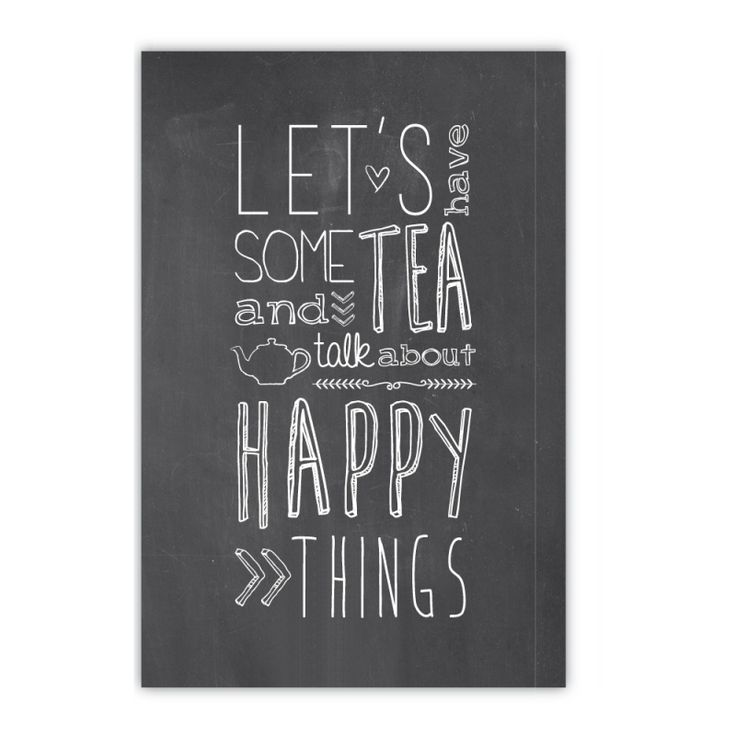 Dots Lifestyle kaart | Let's have some tea | NIEUW | NEW in the shop | Card made by Dots Lifestyle | Chalkboard look | www.papergoodies.nl