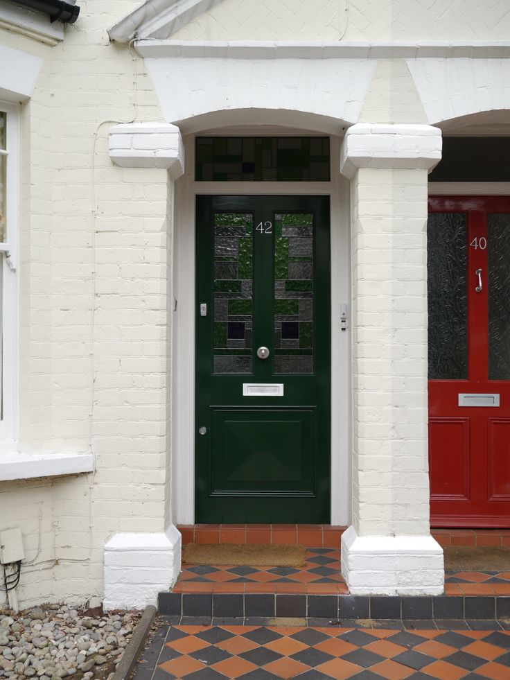 The London Door Company - Front Door Richmond - LDC Regency Green & 18 best Rub of the green images on Pinterest | Door companies ... pezcame.com