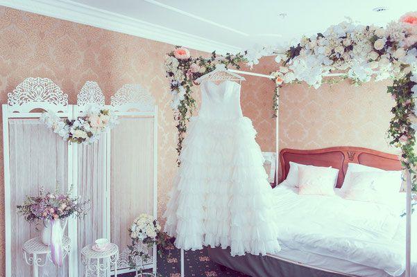 Фотосессия - Утро невесты. Оформляю в Самаре