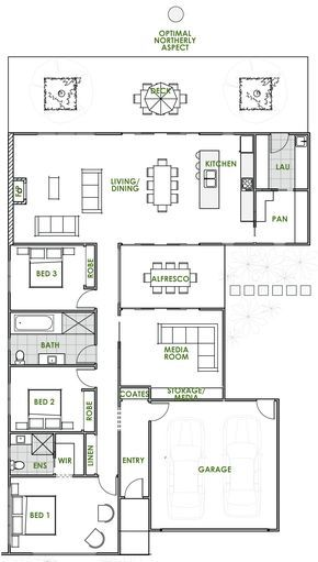 Are You Looking For The Latest In Eco House Design An Iris Energy Efficient House Plan From Green Home Eco House Design Eco House Plans Affordable House Plans