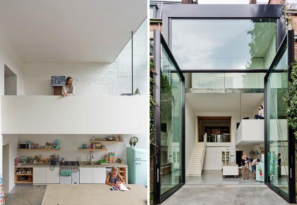 Antwerp boasts the world's hugest French window - Elle Decor Italia