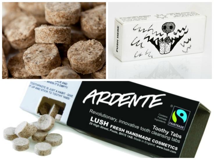 ARDENTE - Primo dentifricio solido del commercio equo, combatte per migliorare la qualità di vita delle persone che ne coltivano gli ingredienti e combatte per migliore la qualità di vita della bocca.
