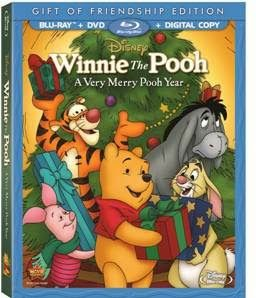Silkki's Reviews: Disney's Winnie the Pooh A Very Merry Pooh Year