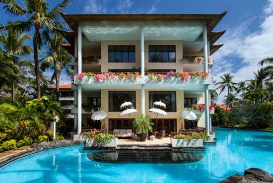 Nusa Dua Beach Hotel Bali   The Laguna Resort & Spa Bali   Deluxe Lagoon View Rooms
