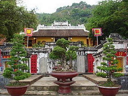 Thoai Ngoc Hau Tomb. more at http://www.chaudoctravel.com/2013/12/thoai-ngoc-hau-tomb/