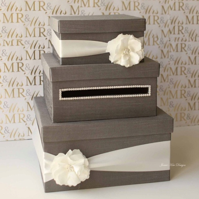 Card box for the bride and groom :)
