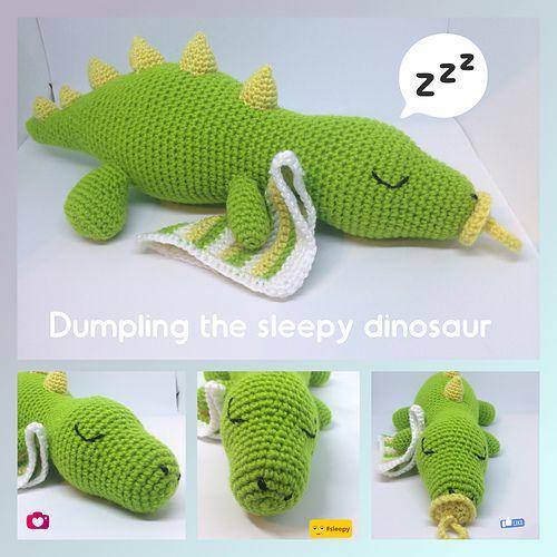 611 besten Crochet I Like - Dinosaurs Bilder auf Pinterest ...