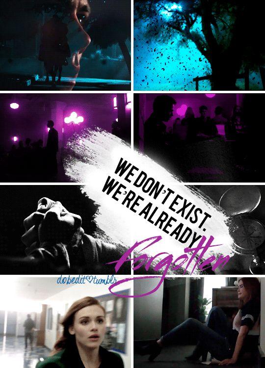 #TeenWolf #Season6 - #Stydia - We don't exist. We're already forgotten, gif