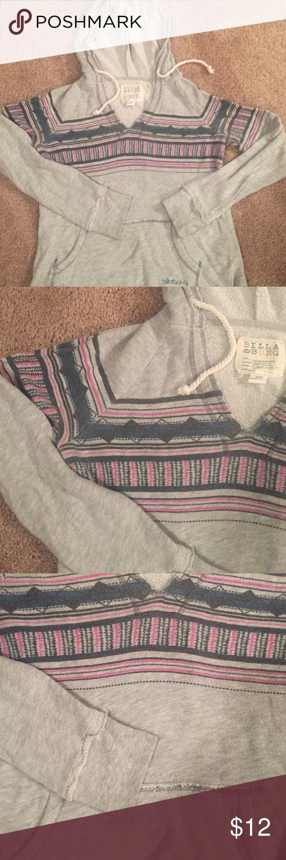Hoodie  ‼️Sale‼️ Hooded sweatshirt. Billabong Tops Sweatshirts & Hoodies