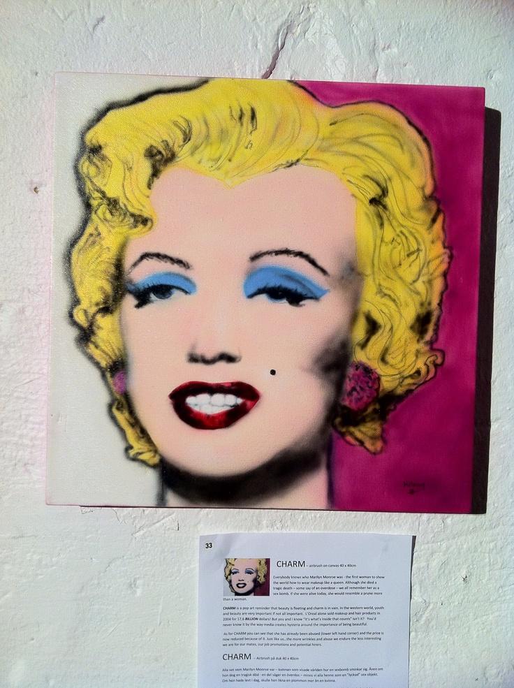 Marilyn by Elisabeth Kitzing