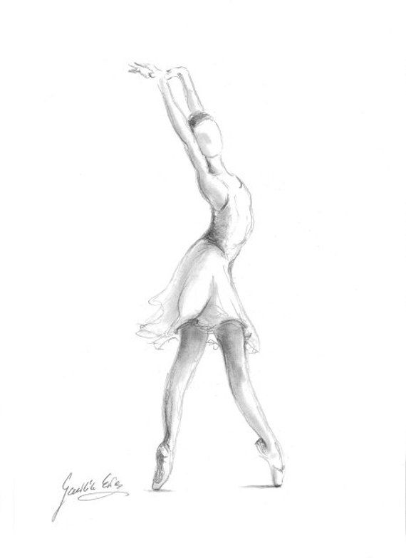 рисунок танцора в движении верхние ступеньки