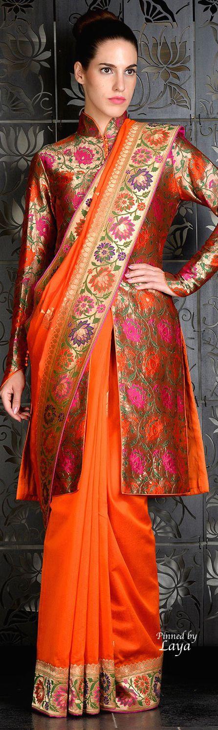 Rohit Bal 2015 | Indian Fashion | Pinterest | Saree, Facebook and Indian fashion