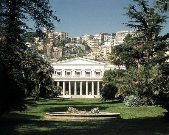 Museo di Villa Pignatelli (napoli) #Naples