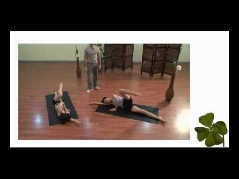 Principi ed esercizi base di Pilates - Life Sport Ravenna - YouTube