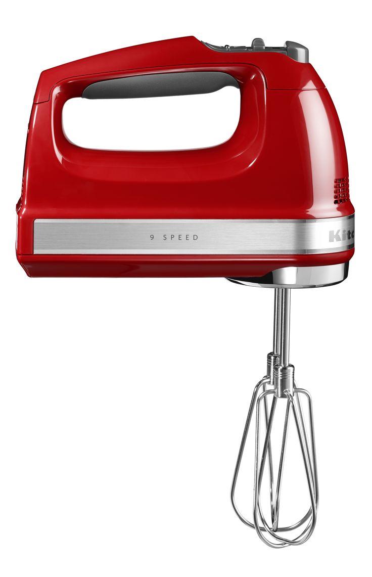 Kitchen Aid Handrührer empire rot   Kitchen Aid Blender/ Mixer   Blender/ Mixer   Mixer & Blender   Elektrogeräte   WEITZ Shop