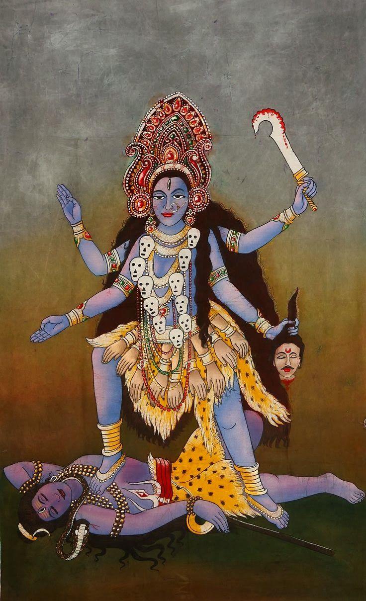 HiNDU GOD: Maha Kali