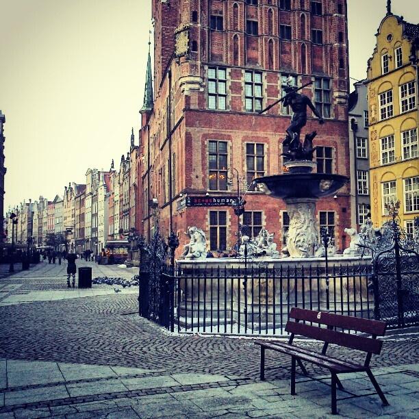 #gdansk #neptune #oldtown