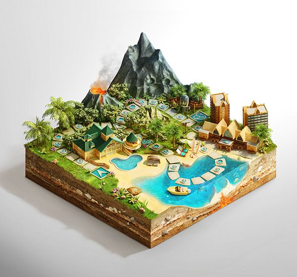 View website live at - https://disneyvacationclubsweepstakes.com/Thanks to a great success of Disney Cruise Line Adventures that we have worked some time back, we teamed up with Nomadic (US) to create a Disney Vacation Club board game.