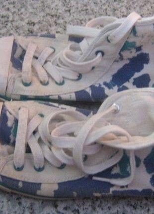 Kup mój przedmiot na #vintedpl http://www.vinted.pl/damskie-obuwie/inne-obuwie/9607074-kolorowe-trampki-r41