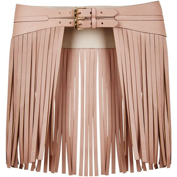 BCBGMAXAZRIA Fringe Contour Waist Belt ($98) ❤ liked on Polyvore featuring accessories, belts, tan, buckle belt, fringe belt, tan waist belt, adjustable belt and boho belt