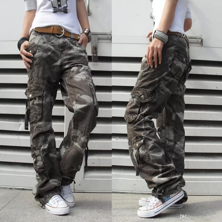 Excellent Camouflage Pants Have Come A Long Way Since Those Military Inspired, Baggy And High Waisted Mens Pants! For Quite Some Time Now, They Are A Constant Presence In Most Denim Collections, Being A Great Alternative For A Change From