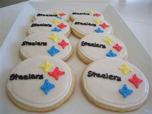 sweet steeler cookies