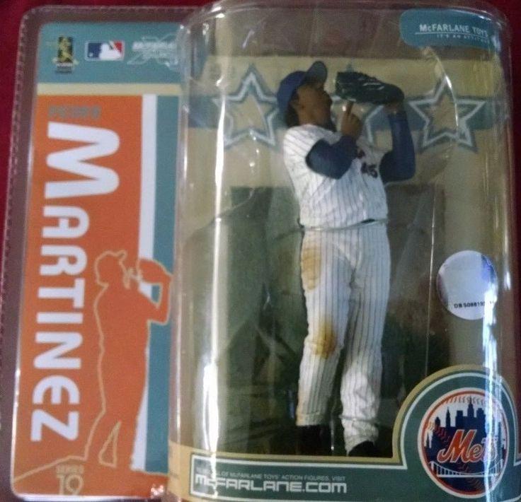 2007 McFarlane Baseball MLB Series 19 Pedro Martinez Mets #230 Action Figure #McFarlaneToys