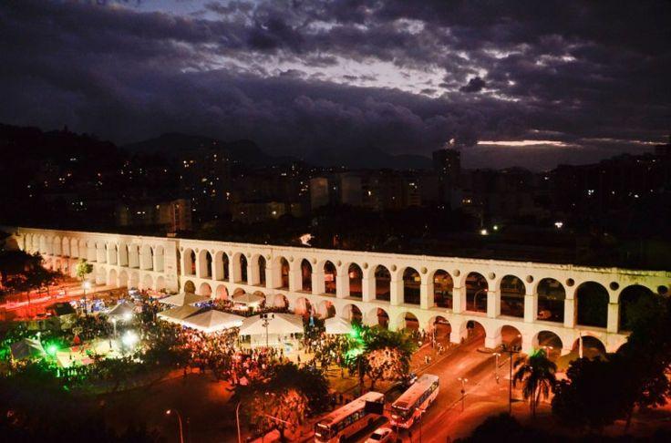 arcos da lapa rio de janeiro 1024x678 HOTEL ADVISOR: Promenade Palladium Hotel, Rio de Janeiro, Brazil
